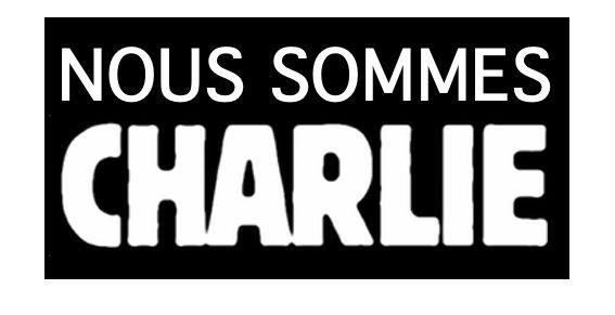 NOUS SOMMES CHARLIE - Collège international Marie de France